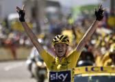 Froome ya cimentó sus Tours de 2013 y 2015 en los Pirineos