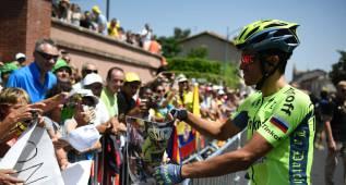 """Contador: """"Sentí el cariño de la afición y por eso sigo"""""""