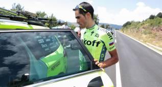 Alberto Contador abandona el Tour de Francia