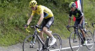 Froome y Nairo, más favoritos al Tour tras los Pirineos