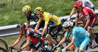 La décima etapa del Tour de Francia