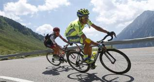 Contador ya es del Trek