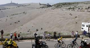 Cómo y dónde ver el tour de Francia: horarios y TV de etapa del Mont Ventoux