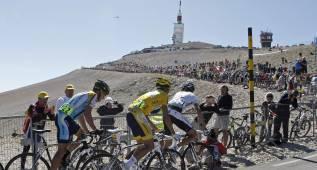 La leyenda del Mont Ventoux: Simpson, Pantani, Virenque...