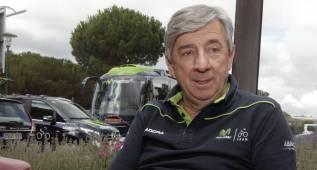 """Unzué: """"La dirección olvida que el ciclista se juega la vida"""""""