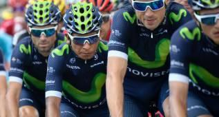 Quintana lamenta no llegar al Ventoux y Froome lo entiende