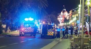 Al menos 80 fallecidos en Niza tras un ataque terrorista