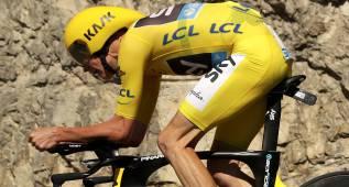 """Froome: """"Ha sido muy difícil concentrarse en la etapa"""""""