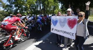 La 14ª etapa del Tour de Francia en imágenes