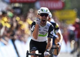 Cavendish suma 30 victorias y ya está a cuatro de Merckx