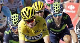La 15ª etapa del Tour de Francia en imágenes