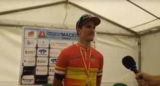 Coloma, campeón de España de Bicicleta de Montaña