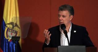 El presidente de Colombia felicita a Jarlinson Pantano