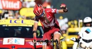 La 17ª etapa del Tour de Francia en imágenes