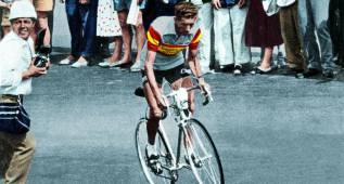 Las cronoescaladas del Tour: Gaul, Bahamontes, Perico...