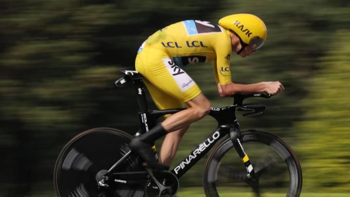 La 18ª etapa del Tour de Francia en imágenes