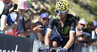 """Valverde: """"He subido rápido y fuerte pero regulando"""""""