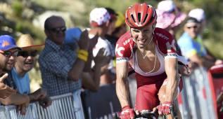 """Purito: """"Creía que me jugaba el triunfo de etapa con Valverde"""""""