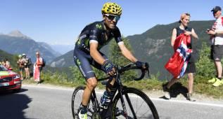 """Valverde: """"Froome es Froome, es el más fuerte de la carrera"""""""