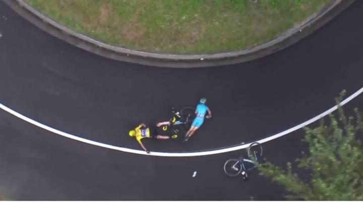 Astana niega que la bicicleta de Nibali llevase un motor