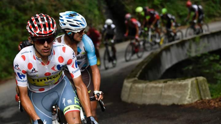 Majka, Sagan y Froome optan al premio al más combativo