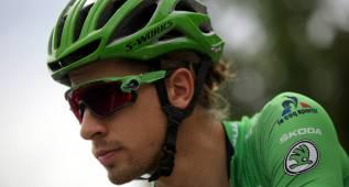 Peter Sagan, elegido como ciclista más combativo del Tour