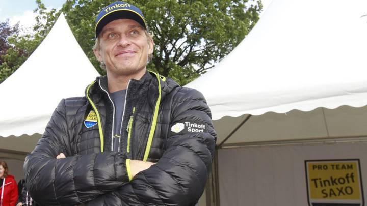 Tinkov asegura que volverá al ciclismo tras la era Froome