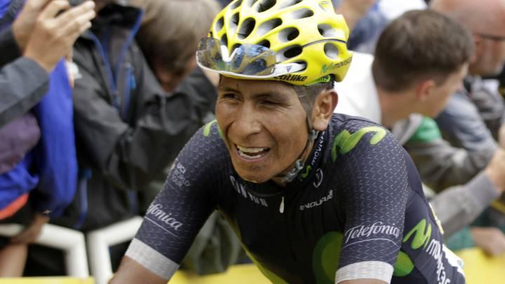 Nairo Quintana confirma que no estará en los Juegos de Río