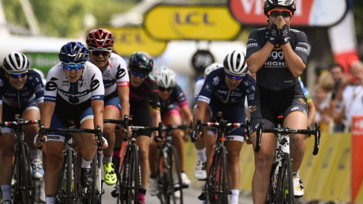 """Chloe Hosking vence en """"La Course by Le Tour de France"""""""