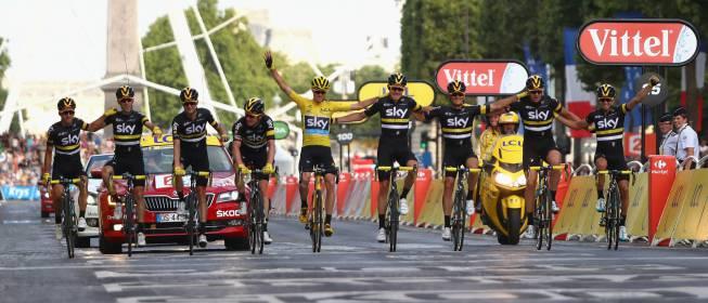 El Tour de Froome 2016