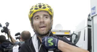 """Valverde: """"Subo más veces al podio de viejo que antes"""""""