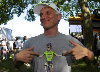 Tinkov, tras el Tour: