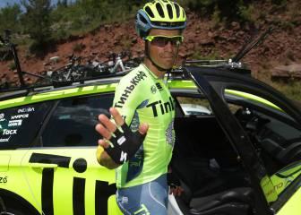 Contador confirma su presencia en la Vuelta a Burgos