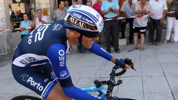 Veloso gana la cuarta etapa y es segundo en la general