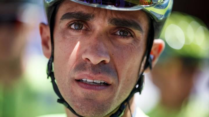 """Contador: """"Aún no estoy al 100%, pero mis piernas van"""""""