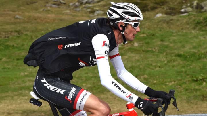 Fränk Schleck colgará la bicicleta al acabar la temporada