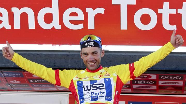 Rui Vinhas gana y deja a Veloso sin su tercera Vuelta a Portugal