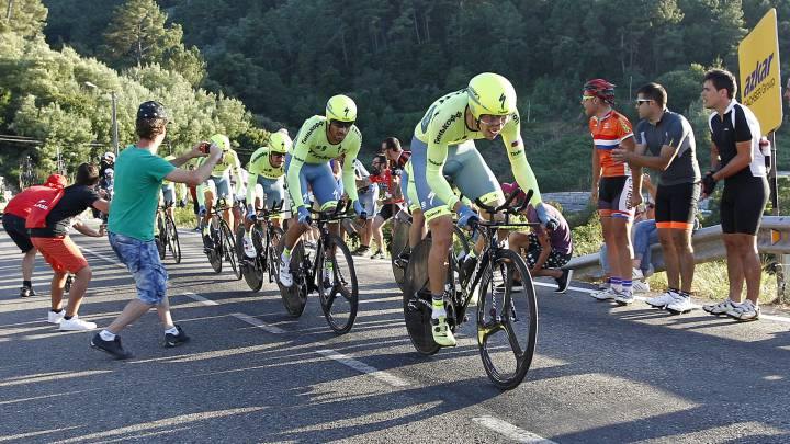 Los finales en alto dejan a la Vuelta 2016 sin velocistas