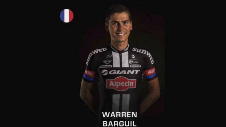 Warren Barguil, primer ciclista en abandonar la Vuelta