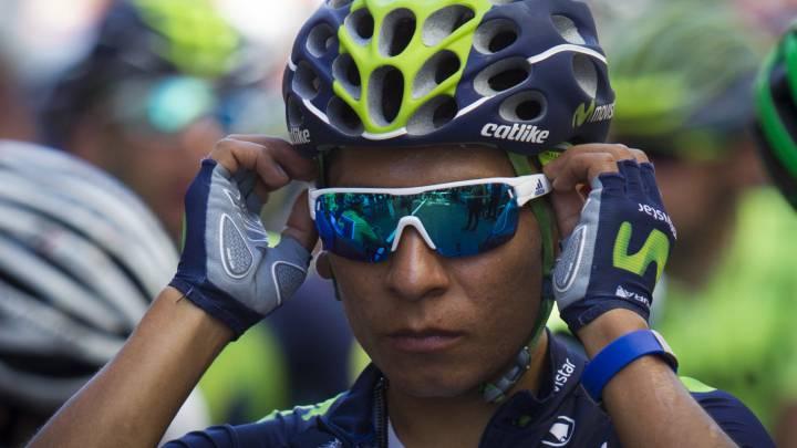 """Nairo Quintana: """"Estos segundos son insignificantes"""""""