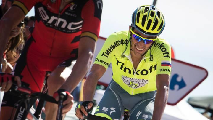 """Contador: """"No me siento satisfecho, pero queda Vuelta"""""""