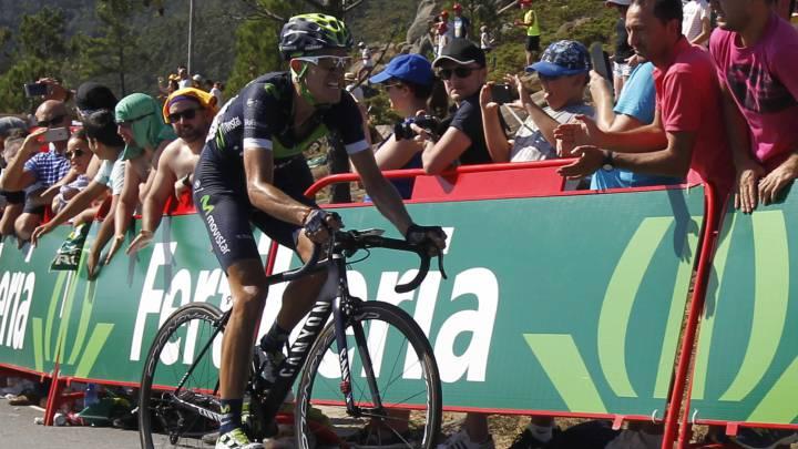Murcia domina la Vuelta con Valverde y Rubén Fernández