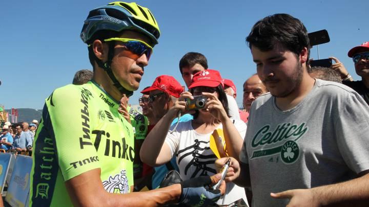 """Contador: """"Estar tan lejos no entraba en los planes"""""""