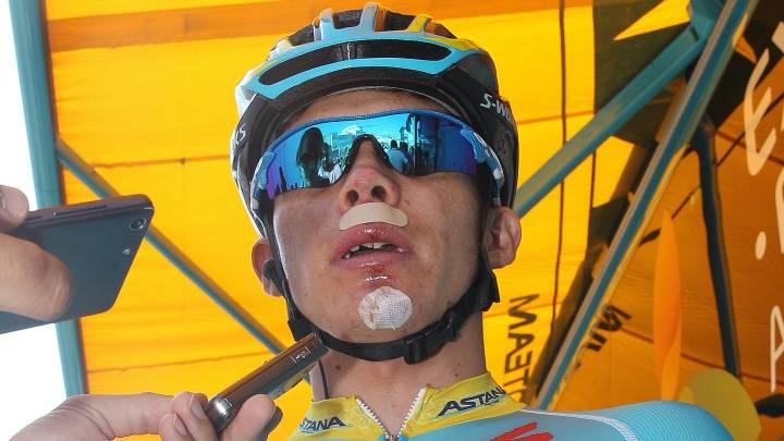 """Supermán López: """"Continúo para crecer como ciclista"""""""