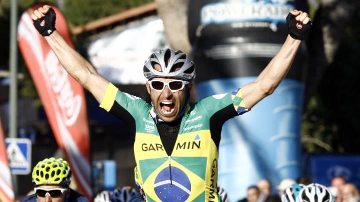 Murilo Fischer, quinto abandono en lo que va de Vuelta