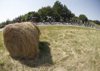 La sexta etapa de la Vuelta a España en imágenes