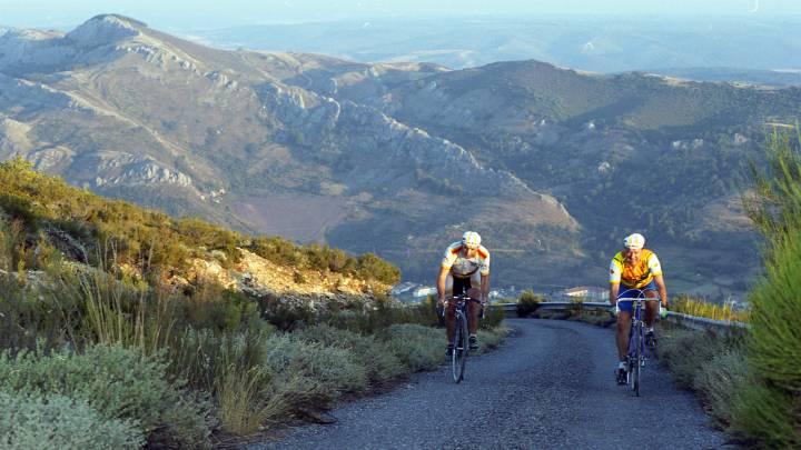 Así es La Camperona, primer gran final en alto de la Vuelta