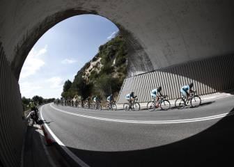 La séptima etapa de La Vuelta en imágenes