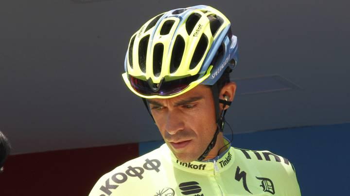 """Contador: """"Pasé mala noche, pero intentaré dar el máximo"""""""