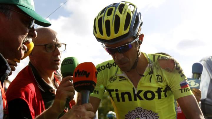 Duras críticas de Contador al reglamento de la UCI